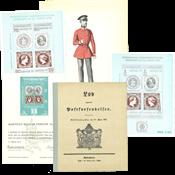 Presentation postal history