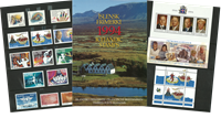 Islande - Collection ann. 1994