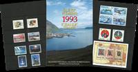 Island - Årsmappe 1993