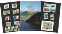 Islande coll. annuelle 1992