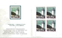 Letland - Fyrtårne - Postfrisk Sindelfingen hæfte