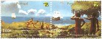 Portugal - Australsk landskab - Postfrisk partykke