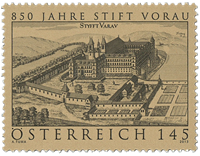 Austria - 850Y Stift Vorau(1) * - Mint stamp