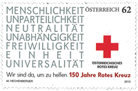Austria - Red Cross - Mint stamp