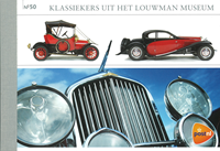 Netherlands - Classic cars museum - Prestige booklet