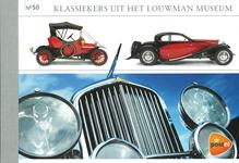 Holland - Veteranbilsmuseet - Postfrisk prestigehæfte