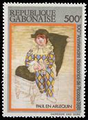 Gabon - Pablo Picasso
