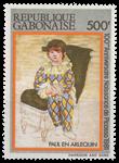 Gabon - YT 473