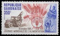 Gabon - YT 478