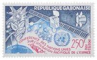 Gabon - Conf. sur l'utilisation pacifique