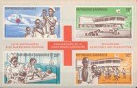 Gabon - Croix Rouge