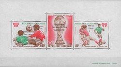 Gabon - Coupe du monde de football