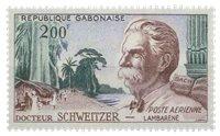 Gabon - Docteur Schweitzer