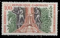 Gabon - YT PA2