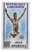 Gabon - Jeux sportifs