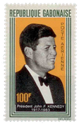 Gabon - John F Kennedy