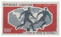 Gabon - Coupe du monde de football