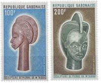 Gabon - Sculptures