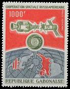Gabon - USA-URSS