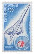 Gabon - Concorde