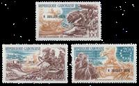 Gabon - Timbres aériens