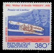 Gabon - Frères Wright