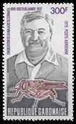 Gabon - Eugène Jamot