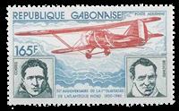 Gabon - 50 ans traversée Atlantique