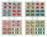 FN flag 1982 ark stemplet