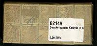 Danmark 1934 - 10 bundter - AFA 214 - Stemplet