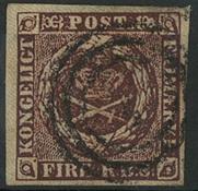 1 timbre 4RBS Thiele II