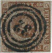 1 timbre 4RBS Thiele III