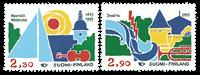 Finland 1993 - Norden - Postfrisk