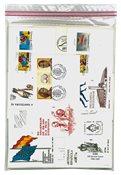Espagne - Enveloppes/cartes 100 diff. 1980-89