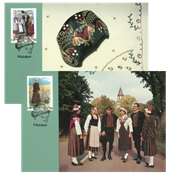 Costumes - Maxi cards