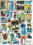 Cuba année 2004 oblitérée