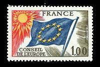 Frankrig Tjenestemærke YT 49