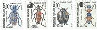 Frankrig - YT Portomærker 109-112