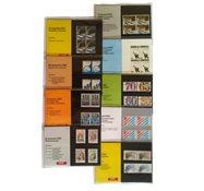 Holland 1982 - NVPH 1-9 - complete - Postfrisk