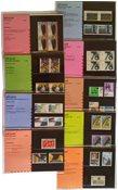 Holland 1986 - NVPH 34-42 - complete - Postfrisk