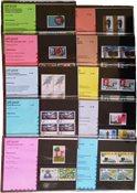 Holland 1987 - NVPH 43-52 - complete - Postfrisk