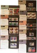 Hollanti 1991 - NVPH 80-89 - Saattaa loppuun - Postituore