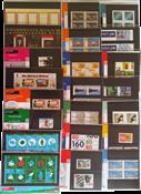 Nederland - Postzegelmapjes jaar 1998 compleet (nrs. 180-200a+b,postfris)