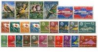 Nederlandse Antillen - jaargang 1958 (nr.271-296, postfris)