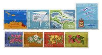 Nederlandse Antillen - jaargang 1964 (nr.345-352, postfris)