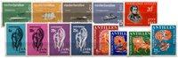 Nederlandse Antillen - jaargang 1967 (nr.380-392, postfris)