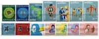 Nederlandse Antillen - jaargang 1969 (nr.407-420, postfris)