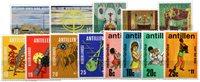 Antilles néerlandaises - Année 1970 - NVPH 421-433  - Neuf