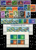 Nederlandse Antillen - jaargang 1973 (nr.460-484, postfris)