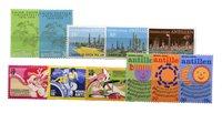 Antilles néerlandaises - Année 1974 - NVPH 485-499  - Neuf